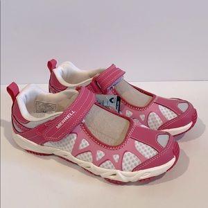 NEW!  Merrell Aquaterra Sprite girls shoes